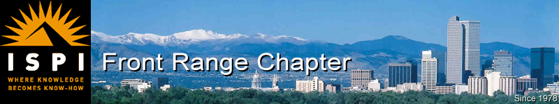 Return to the ISPI - Front Range Chapter homepage