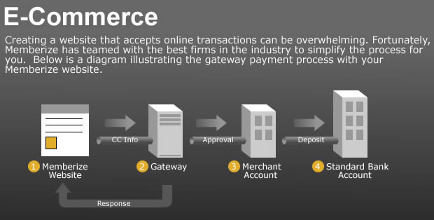 E-Commerce Info Graphic